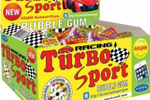 История жевательной резинки Turbo