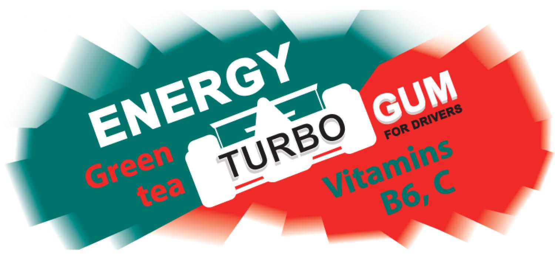 Turbogum - энергетик