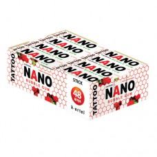 «Nano» TATOO клубничный стик