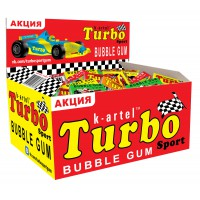 «Turbo Tuning» Formula1  100 шт.
